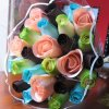 600 Half Blooming Wooden Roses (Customize)
